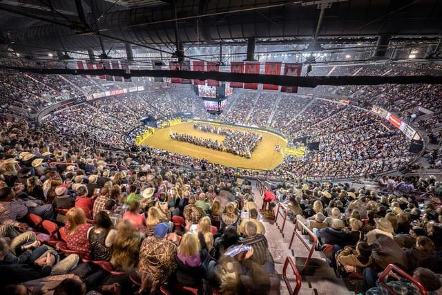 Wrangler Nfr 2018 Day 2 Live National Finals Rodeo Online